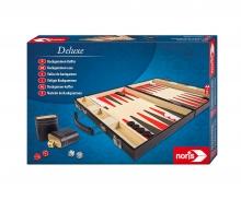 """noris_spiele Deluxe Backgammon Koffer - 15"""""""