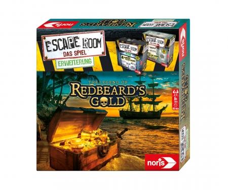 noris_spiele Escape Room Redbeards Gold