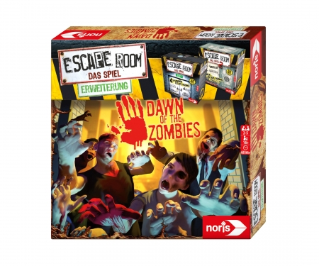 noris_spiele Escape Room Dawn of the Zombies