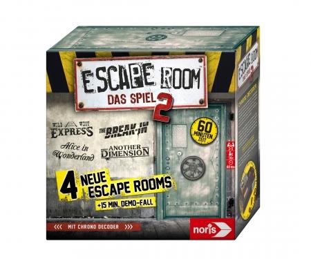 noris_spiele Escape Room The Game 2