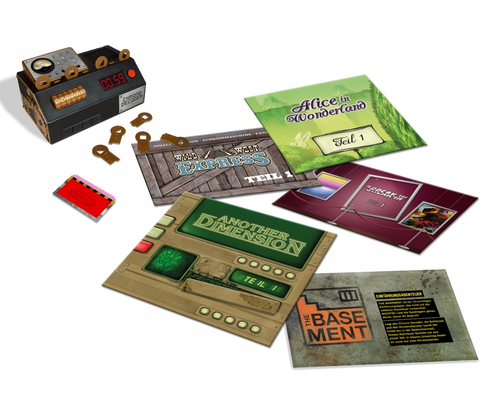Escape Room The Game 2 Escape Room Brands Products Www Noris Spiele De