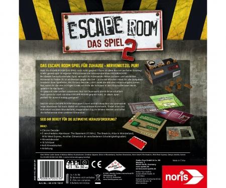 noris_spiele Escape Room Das Spiel 2