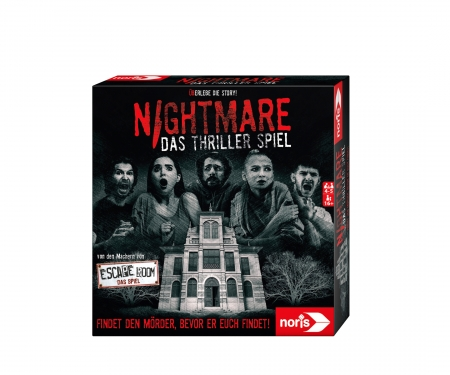 noris_spiele Nightmare - The Thriller Game