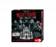 noris_spiele Nightmare - Das Thriller Spiel