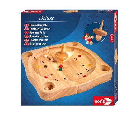 noris_spiele Deluxe Tyrolean Roulette