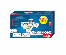 noris_spiele Deluxe Double 9 Domino