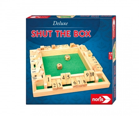 noris_spiele Deluxe Shut the box