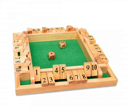 Shut The Box Anleitung