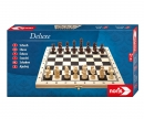 noris_spiele Deluxe Chess in wooden box