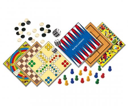 noris_spiele 100 Games Collection