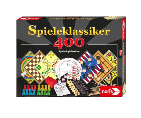 noris_spiele 400 Games Collection