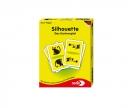 noris_spiele Silhouette Kartenspiel