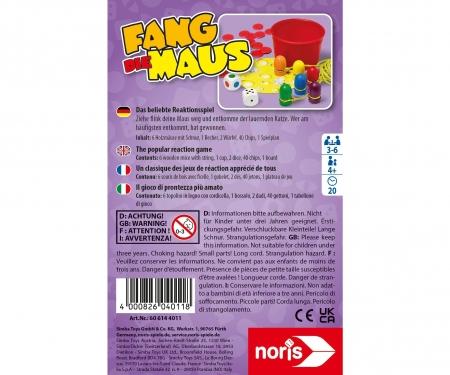 noris_spiele Mouse Trap