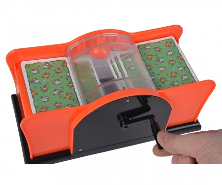 noris_spiele Card-Mixingmaschine mechanic