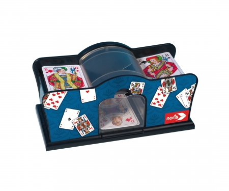 noris_spiele Kartenmischmaschine elektrisch
