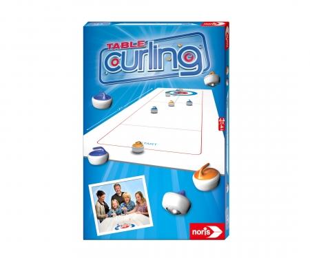 noris_spiele Tisch - Curling
