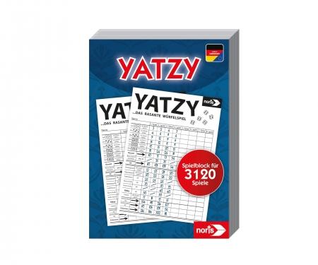 noris_spiele Yatzy - Spielblock
