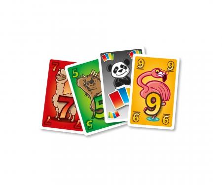 noris_spiele Mau Mau Tiere