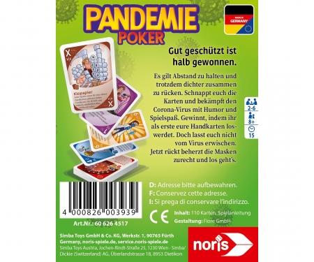 noris_spiele Pandemie Poker