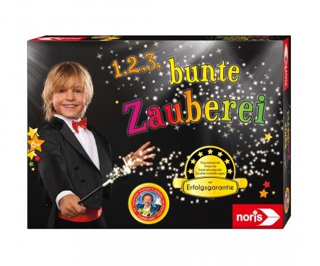 noris_spiele 1,2,3,... varied magic show