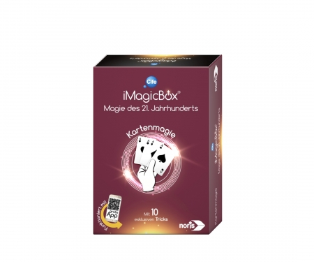 iMagicBox Card Magic