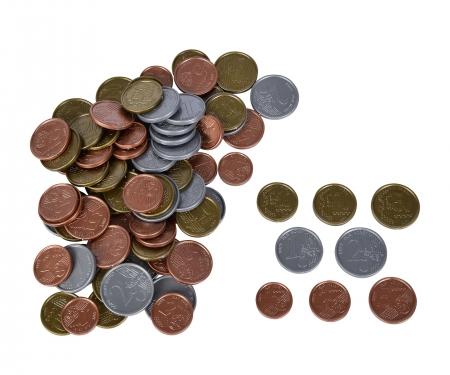 noris_spiele Euro-Spielgeld Münzen