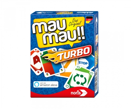 MauMau Turbo (with Amazon Alexa)