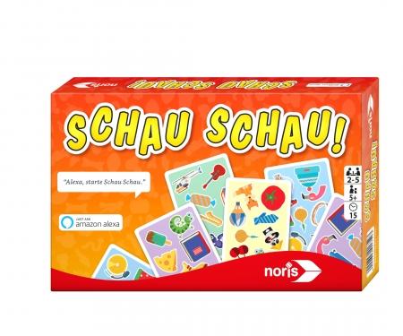 Schau Schau (only with Amazon Alexa)