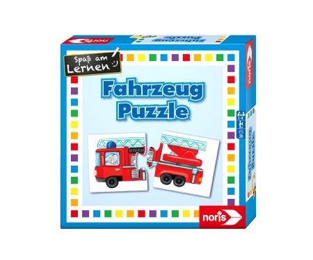 noris_spiele Vehicle Puzzle