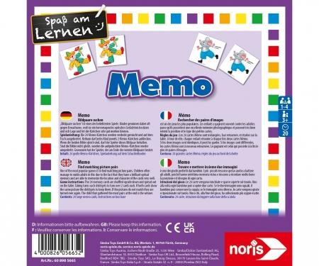 noris_spiele Memo