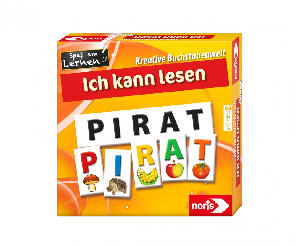 43ed5f25883bf1 Ich kann lesen - Lernspiele - Spiele - MARKEN   PRODUKTE -  www.noris-spiele.de