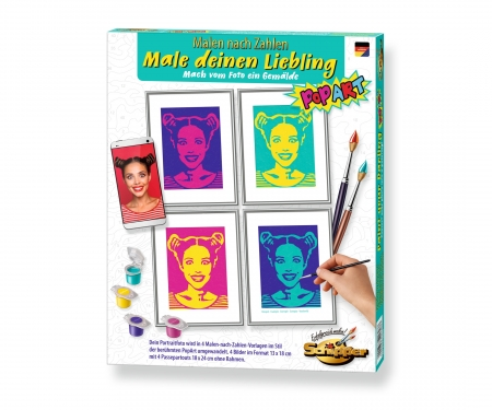 schipper Paint your Darling PopArt