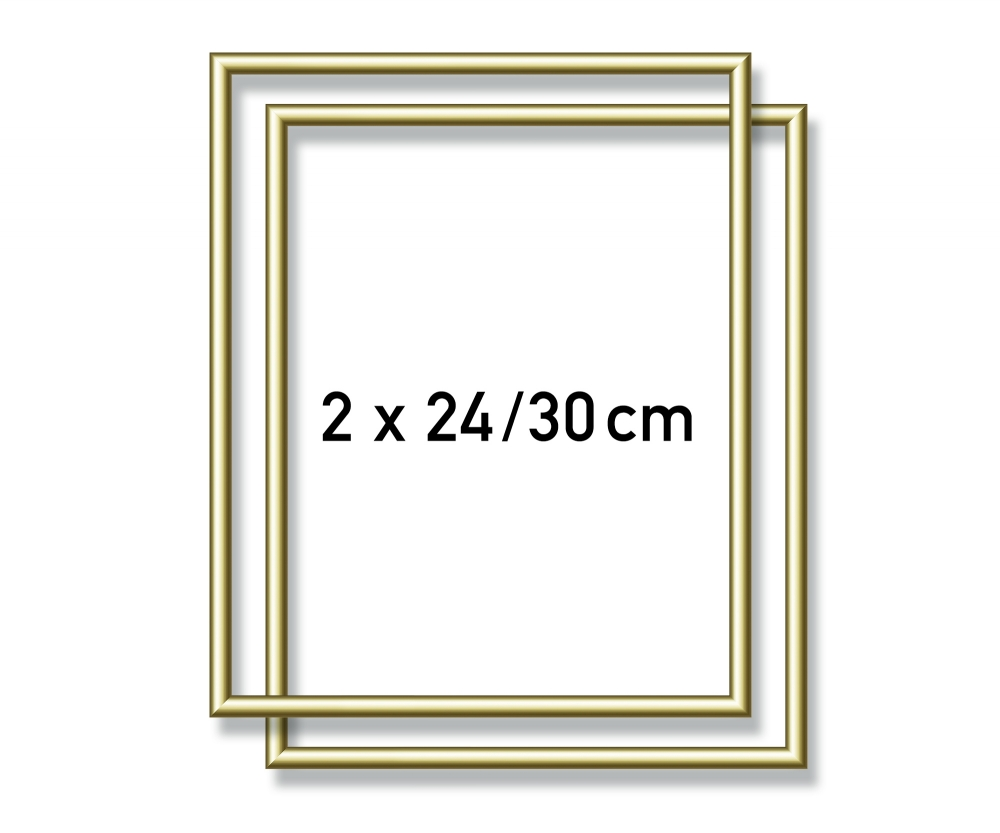 2 Aluminium Frames 24 X 30 Cm Accessories Painting Themes Www