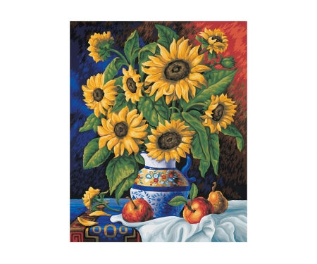 schipper Still Life with Sunflowers