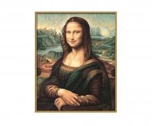 schipper Mona Lisa Malen nach Zahlen