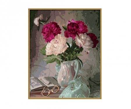 schipper Still life with Peony
