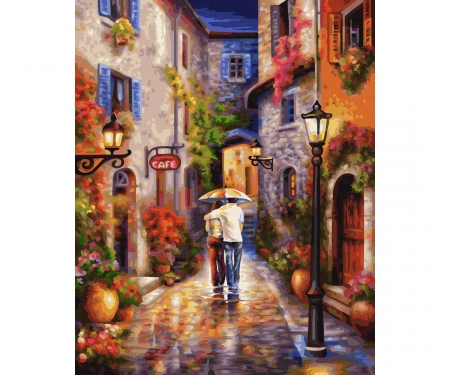 schipper Romantic Alleyway