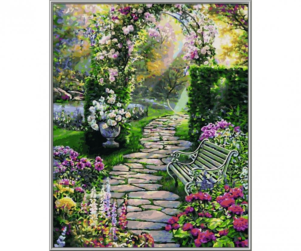 Mein schöner Garten - Neuheiten - Malthemen - www.malennachzahlen ...