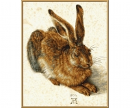 schipper Young Hare based on Albrecht Dürer 1471 - 1528