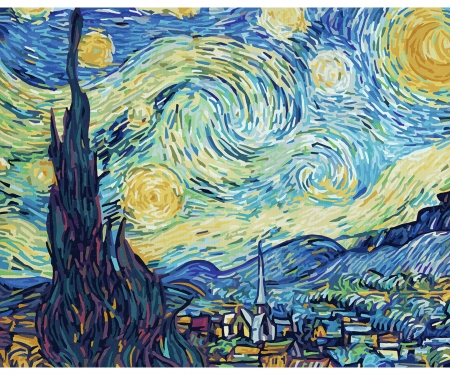 schipper The Starry Night