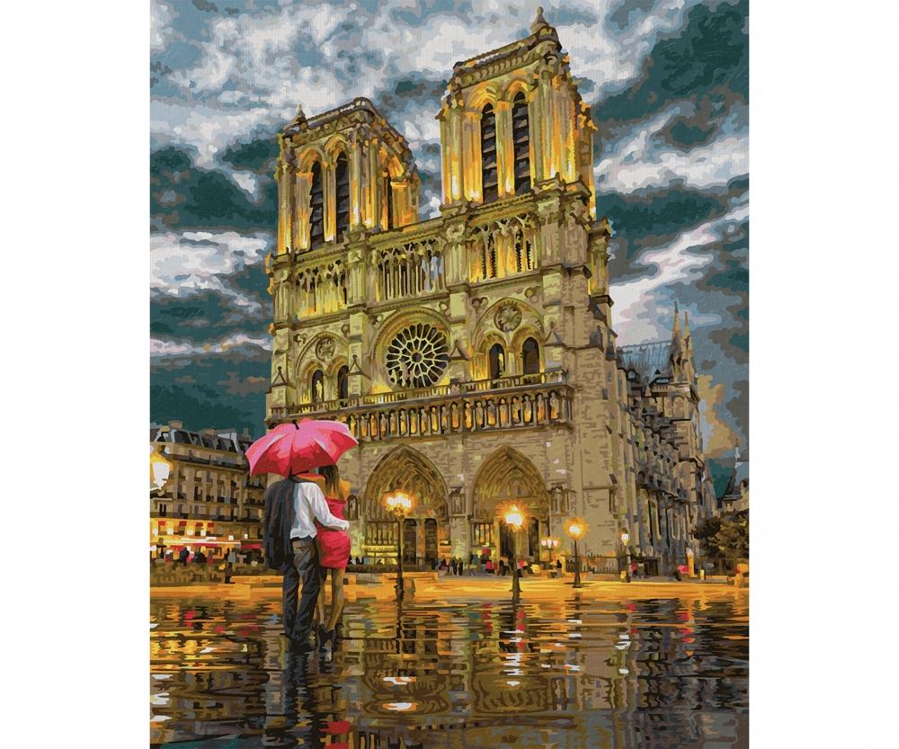 Die Kathedrale Notre Dame In Paris Neuheiten Malthemen Www