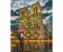 """schipper Die Kathedrale """"Notre-Dame in Paris"""" Malen nach Zahlen Vorlage"""