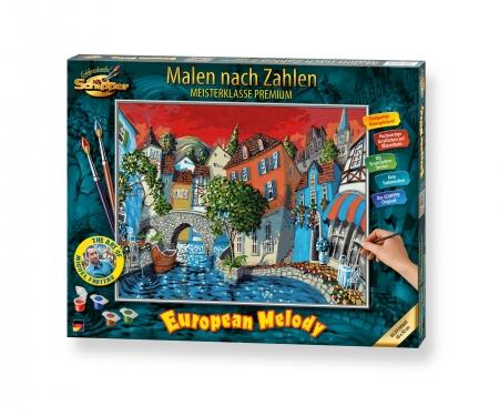 schipper The European Melody - based on Miguel Freitas