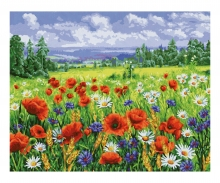schipper Blumenwiese Malen nach Zahlen