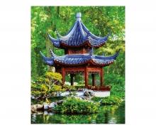 schipper Pagoda in a Japanese garden