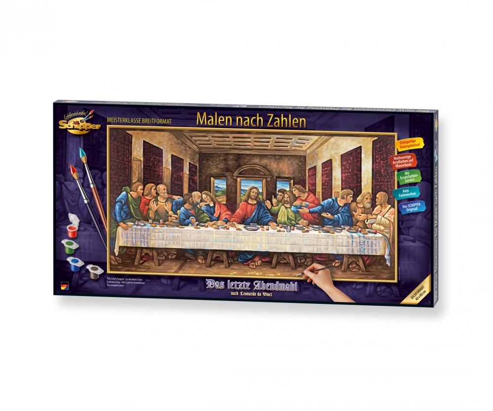 Das letzte Abendmahl - Breitformat 40 x 80 cm - Bildformate - www ...