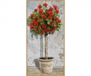Red Rose Tree