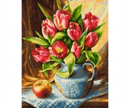 schipper Tulpenstrauß Malen nach Zahlen