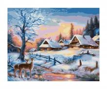 schipper Winter landscape