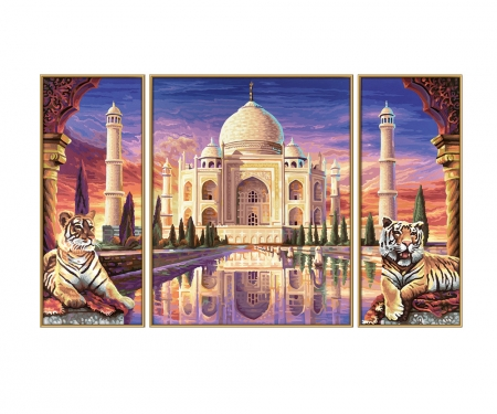 schipper Taj Mahal – Memorial of Eternal Love